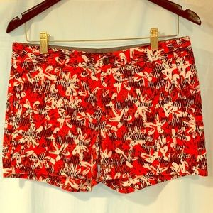 Banana Republic women's Hampton Fit shorts size 8